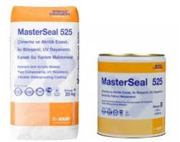 MasterSeal 525 (MASTERSEAL 525 (A+B), 33 kg